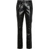 Helmut Lang patent leather trousers - Spodnie Capri - $1,530.00  ~ 1,314.09€