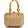 Hen Wicker Basket Natural - Schnalltaschen -