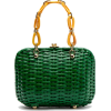 Hen Wicker Basket - Clutch bags -