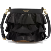 Henri Bendel Lolita Ruffle Bucket Bag - Bolsas pequenas -