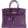 Hermes Birkin Bag - Hand bag -