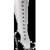 High Heel Spats Boots - Сопоги -