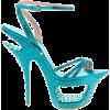 High Heel - Klassische Schuhe -