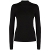 High Neck Jumper - Pullovers -