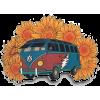 Hippie Style - Ilustracije -
