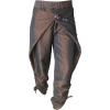 Hlače Pants Silver - Pants -