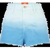 Hlače Shorts Blue - Shorts -