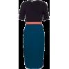 Hobbs Blue Adela Dress - Dresses -
