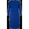 Hobbs Blue Kali Dress - Dresses -