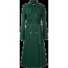 Hobbs persephone trench coat in green - Jacket - coats -