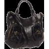 Hobo International  Louise Satchel Black - Bag - $398.00