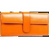 Hobo International Women's Clio VN-20022AMB Wallet Amber - Portafogli - $77.95  ~ 66.95€