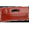 Hobo International Women's Katrina VN-22502AMB Clutch Brown - Schnalltaschen - $138.00  ~ 118.53€
