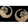 Hokusai Earrings from Garaude Paris - イヤリング -