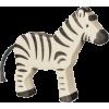 Holztiger wooden zebra toy - Items -