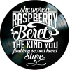Home Fashion Raspberry Beret Song Lyric - Textos - £54.60  ~ 61.70€