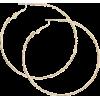Hoop Earrings - 耳环 -