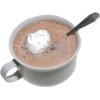 Hot Chocolate - Beverage -