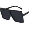 Hot Sale Retro Big Frame Sunglasses - Sunglasses -