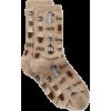 Hot Sox Women's Coffee Crew Socks - Uncategorized -