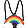 HotTopic Rainbow Cloud Mini Backpace - Рюкзаки -