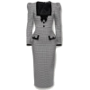 Houndstooth Maxi - Anderes -