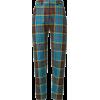 House of Holland - Tartan trousers - Capri & Cropped - $469.00