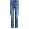 Hoxton Ripped High Waist Ankle Skinny Je - Traperice -