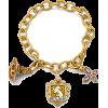 Hufflepuff Charm Bracelet - Bracelets - $49.99