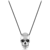 Human Skull Pendant #gothic #skull - Collares - $45.00  ~ 38.65€