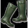 Hunter Boots  ORIGINAL TALL MATTE BOOTS - Boots -