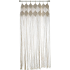 Hysunland Macrame Curtain Panel - Arredamento -