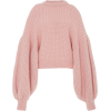 I LOVE MR MITTENS pink sweater - Maglioni -