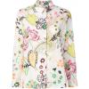 INES DE LA FRESSANGE floral print shirt - Camicie (lunghe) -