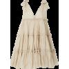 INNIKA CHOO frilled mini dress - Dresses -