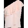 IRO Ballie one-shoulder ruffled washed-s - Shirts -