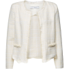 IRO Distressed Cotton Blazer - Jaquetas e casacos -