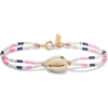 ISABEL MARANT Bead and shell bracelet - Pulseiras -