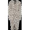 ISABEL MARANT Blandine stretch-silk midi - Vestiti -