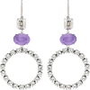 ISABEL MARANT Crystal-embellished hoop e - Earrings -