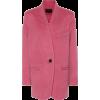 ISABEL MARANT Felis wool jacket - Chaquetas -