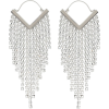 ISABEL MARANT Freak O Giant crystal earr - Earrings -