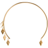 ISABEL MARANT Geometric Dangle Choker - Necklaces - $315.00