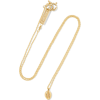 ISABEL MARANT Gold-tone necklace - Necklaces -