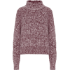 ISABEL MARANT Jarren alpaca and wool-ble - Pullovers -