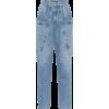 ISABEL MARANT Kerris high-rise jeans - Traperice -