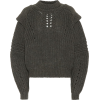 ISABEL MARANT Kevy wool sweater - Maglioni -