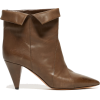 ISABEL MARANT Larel leather ankle boots - Boots -