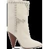 ISABEL MARANT Layo studded cone-heel sue - ブーツ -
