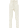 ISABEL MARANT Nadeloisa high-rise panell - Jeans -